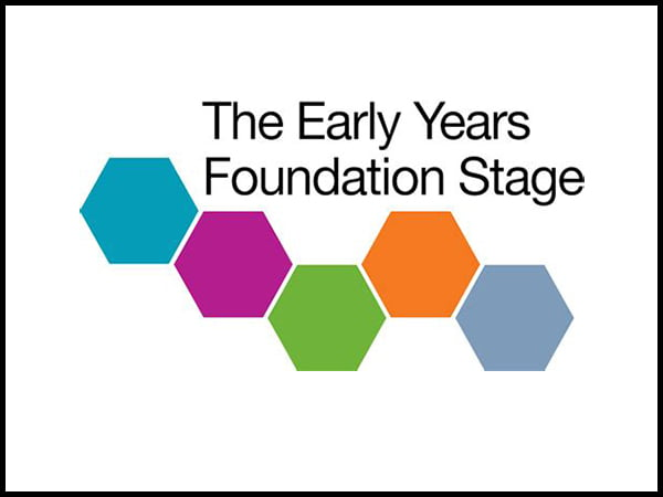 Early Years Foundation Stage logo