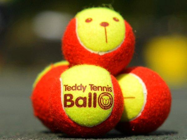 Teddy Tennis Balls