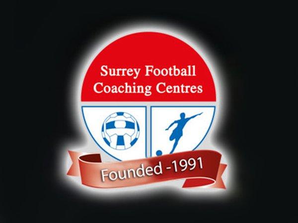 Surrey Football Coaching logo
